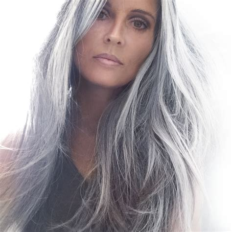 hairstyles for turning grey hmm annika von holdt gray hair latest hairstyles and gray