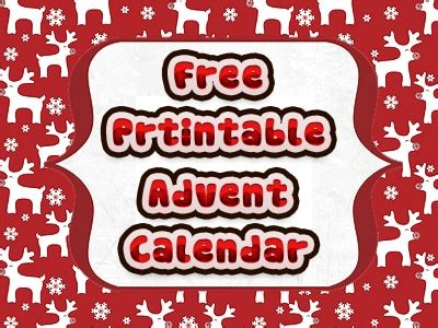 free printable advent calendar 2015 search results for christmas advent calendar printable