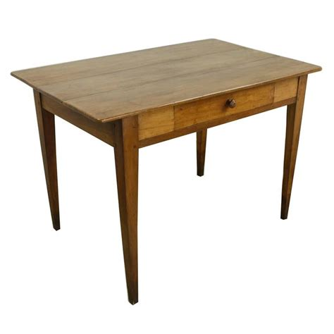 Cherry Writing Desk by Mellow Cherry Antique Writing Table Or Desk For Sale At