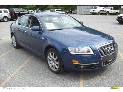 stratos blue pearl effect audi   quattro sedan