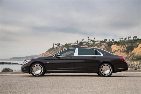 2016 mercedes maybach s600 side photo 5