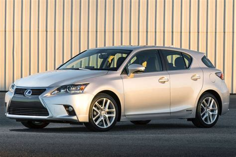 lexus hatch used 2015 lexus ct 200h hatchback pricing for sale edmunds