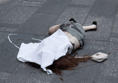 Murder In Time photos alyssa elsman i d as richard rojas times square