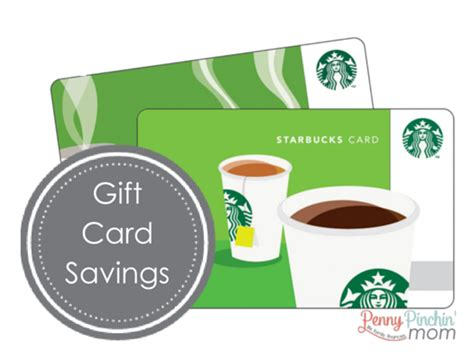 Cheap Starbucks Gift Card - save up to 35 off of starbucks gift cards