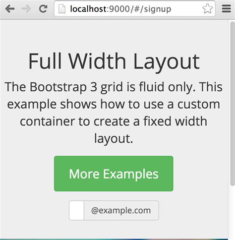 layout it vs bootstrap bootstrap resize container phpsourcecode net