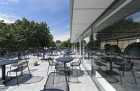 Restaurant Coffee Tables - terrace restaurant at london zoo shh archdaily