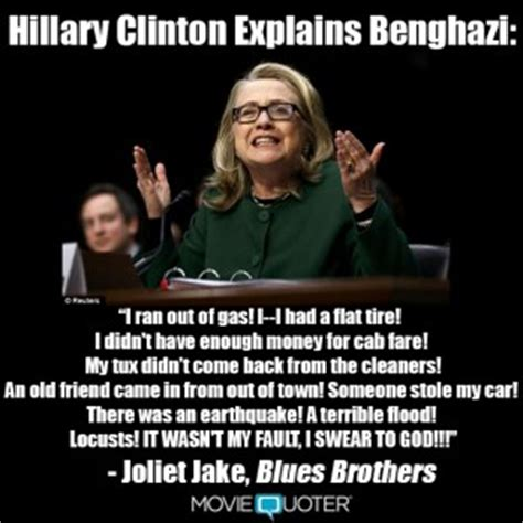 Benghazi Meme - quotes against hillary clinton quotesgram
