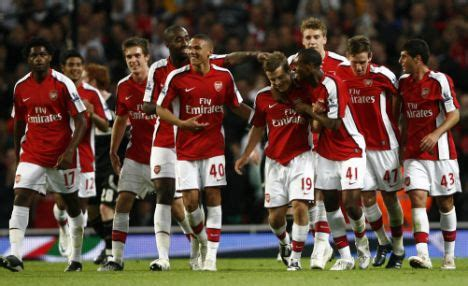 arsenal youngsters young gifted and getting better