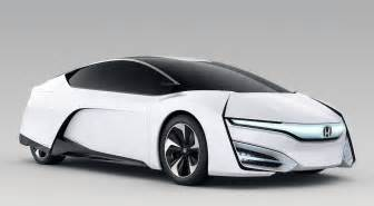 honda 2015 new cars honda fcev concept teases 2015 fuel cell car slashgear