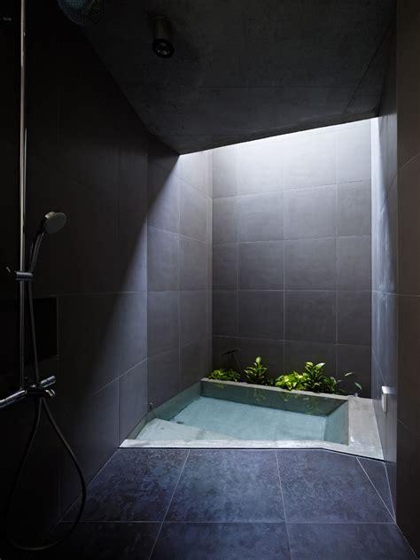 inspiring designs highlighted  sunken tubs