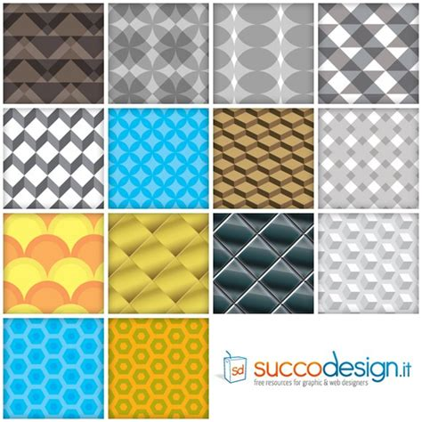 pattern cooler download 20 geometric texures and patterns sets free to download