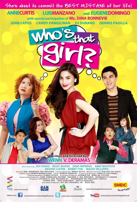 Film Comedy Girl | who s that girl movie trailer starmometer