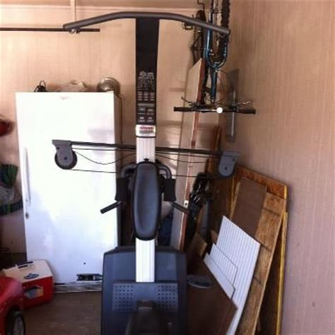 weider platinum xp600 espotted