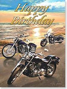 Motorcycle Happy Birthday Images