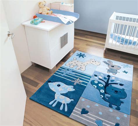grand tapis chambre enfant tapis bleu pour chambre de b 233 b 233 tipoo arte espina