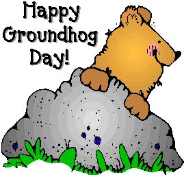 the groundhog day for free ground hog day clip clipart best