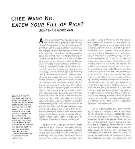 Rice Essay by Rice Essay
