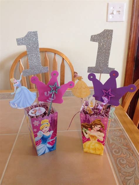 best 25 disney princess centerpieces ideas on