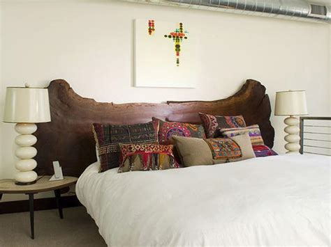 Creative, Upcycled Headboard Ideas Bedrooms & Bedroom Decorating Ideas HGTV
