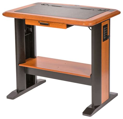 table top standing desk caretta standing computer desk without table top lectern