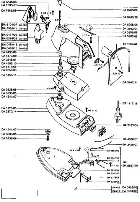 rowenta iron parts diagram rowenta irons buyspares