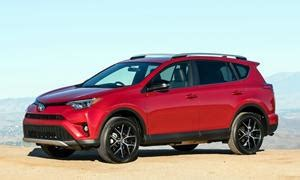 Gas Mileage Toyota Rav4 2017 Toyota Rav4 Mpg Real World Fuel Economy Data At