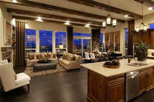 open kitchen family room floor plans arranging living room with open floor plans midcityeast