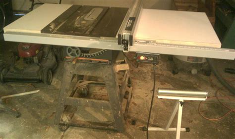 Table Saw Fence Upgrade by Table Saw Upgrades Archives Mader Made It