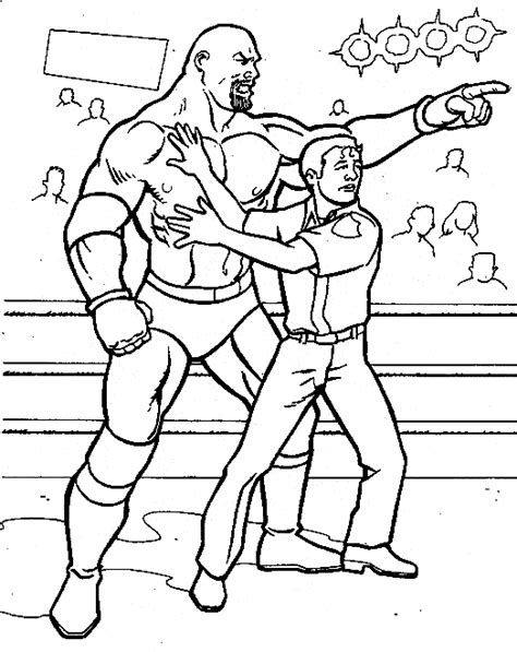 wrestling wwe coloring pages free and printable wrestlers 4 free printable wrestling wwe coloring pages