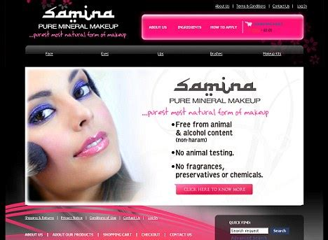 Haram Lipstick Brands animal and free make up launched in the uk to meet demand for halal cosmetics daily