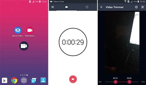 background video recorder pro  apk  android