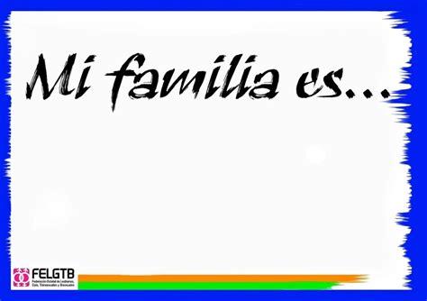 imagenes que extrañas a tu familia celebra el d 237 a internacional de las familias oveja rosa