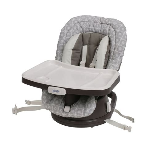 Booster Chair Baby by Graco 3v01abg Swivi Seat 3 In 1 Booster Seat Infant High