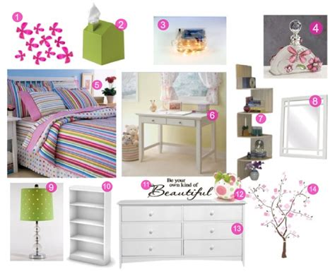 Girly Room Decor by Girly Bedroom Decor Oh So Girly