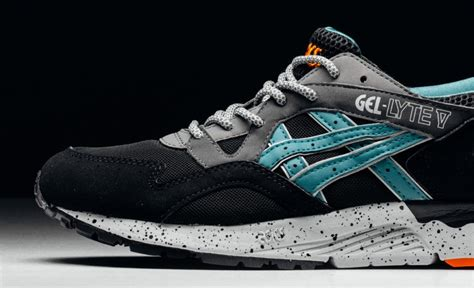 Asics Gel Lyte V Tex Latigo Bay Premium Original asics gel lyte v latigo bay sneaker bar detroit