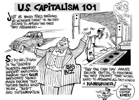 Modified Capitalism Definition by The State Of Worker Purchasing Power Otherwords