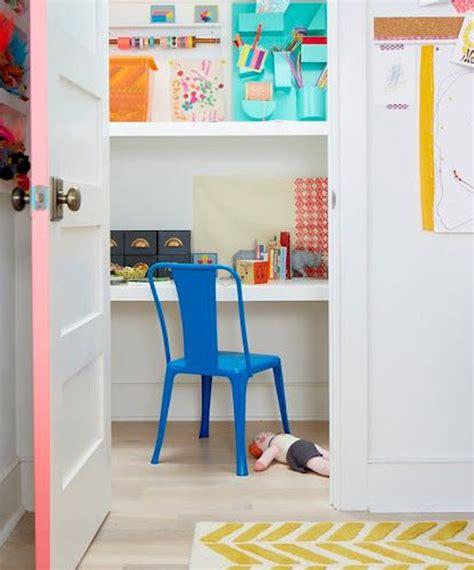 le bureau enfant le bureau cach 233 dans le placard momes