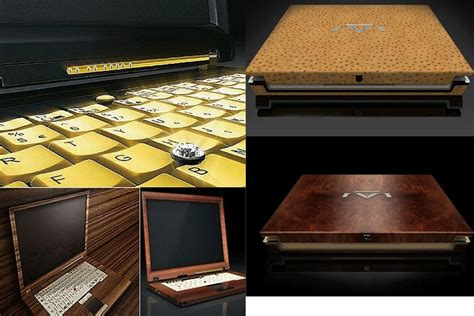 Million Dollar Laptop Designed Exquisitely For You by Top 10 Most Expensive Laptop Brands In 2013 Pouted