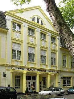 haus union hotel haus union oberhausen book your hotel with