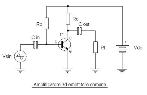 transistor bjt a emettitore comune transistor bjt emettitore comune 28 images donato hi fi car audio lificatori transistor a