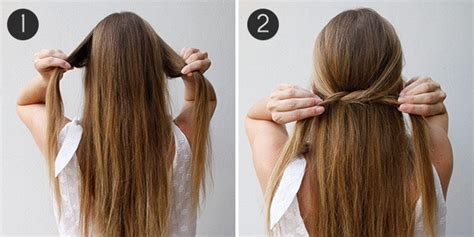 how to 6 easy lazy summer hairstyles hair tutorial word w 6 quick and easy summer hairstyles