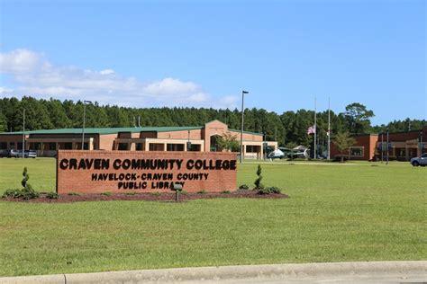 Craven County Schools Calendar Bond Supporting College Infrastructure Improvements Set