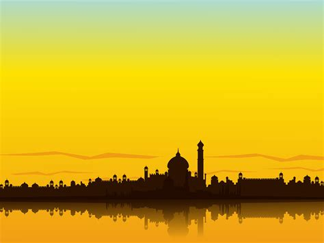 india landscape backgrounds presnetation ppt backgrounds