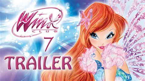 7 Anime Trailer Ita by Winx Club Serie 7 Trailer Italiano