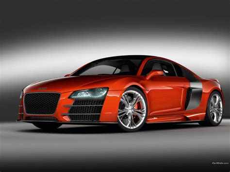 Hd Car wallpapers: red audi r8 wallpaper