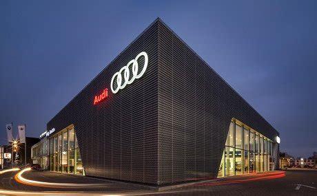 Audi Friedrich Ebert Damm by B 252 Ro Und Industriebau Audi Hamburg Altus Bau Gmbh L 252 Beck