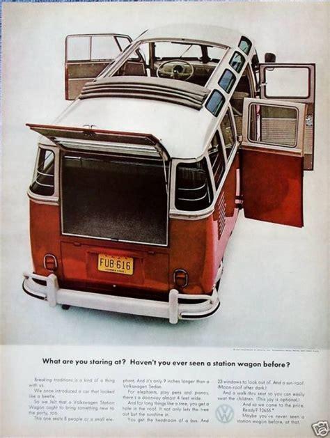classic volkswagen station volkswagen bus station wagon doors open staring at 1962