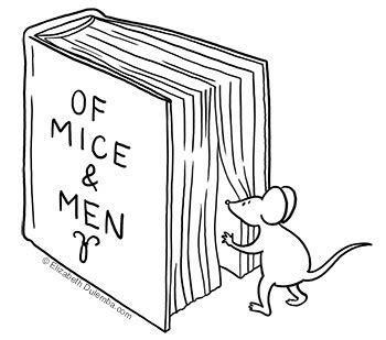 dulemba coloring page tuesday studying mouse dulemba coloring page tuesday mice and men