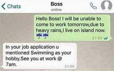 dopl3r com memes hello boss i can t go to work