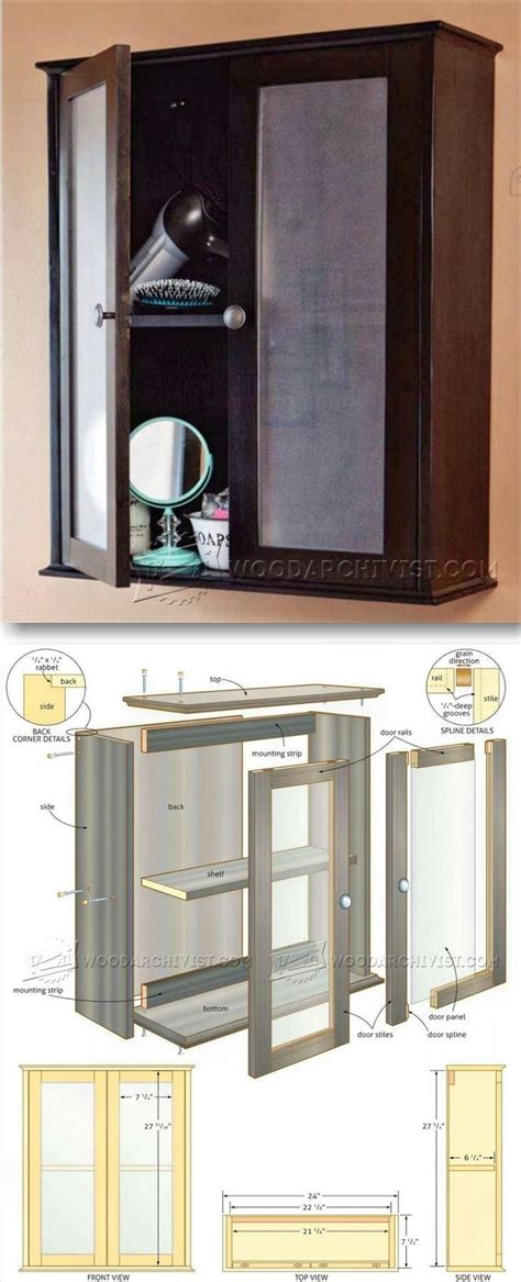 25 best ideas about bathroom wall cabinets on